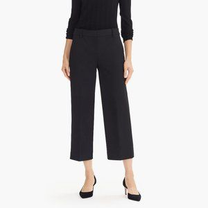 NWT J Crew High-Rise Peyton Wide-Leg Stretch Pant
